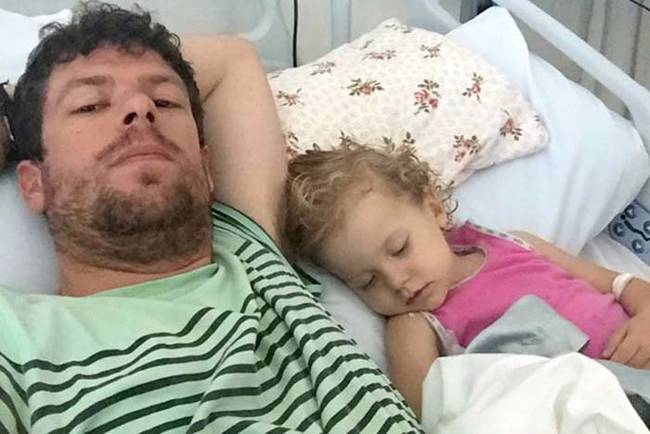 Father Faces Jail Time For Using Cannabis Oil On His Dying Daughter