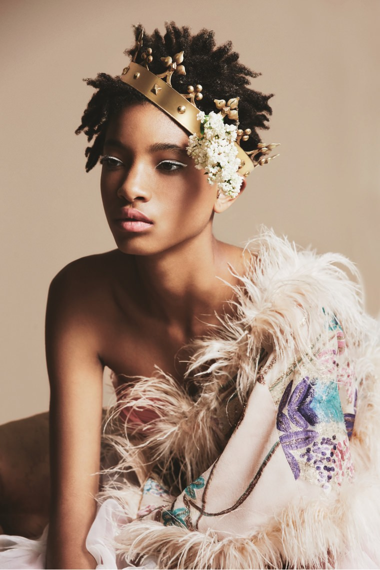 Watch Willow Smith 39 S Promo Video For Her Collab With Stance Socks