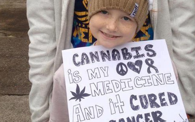 Mykala's Leukemia Went Into Remission One Week After Trying Cannabis Oil — Here's How She Did It