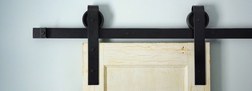DIY barn door kit