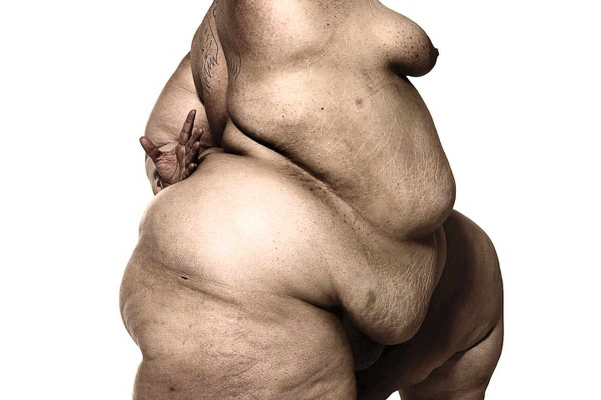 Peep This Incredible Photo Series Destigmatizing Plus-Sized Nudes