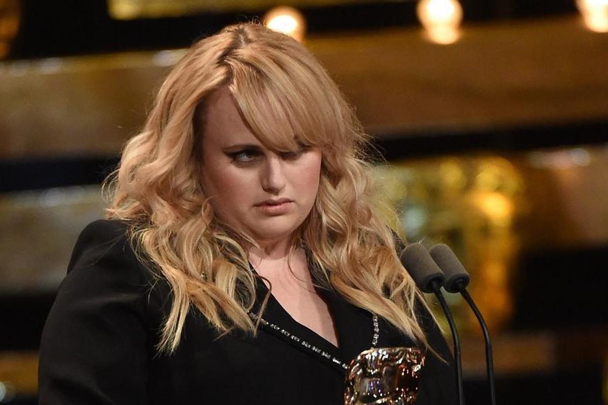 Rebel Wilson Made Jokes About Oscars Diversity In BAFTA Awards Speech