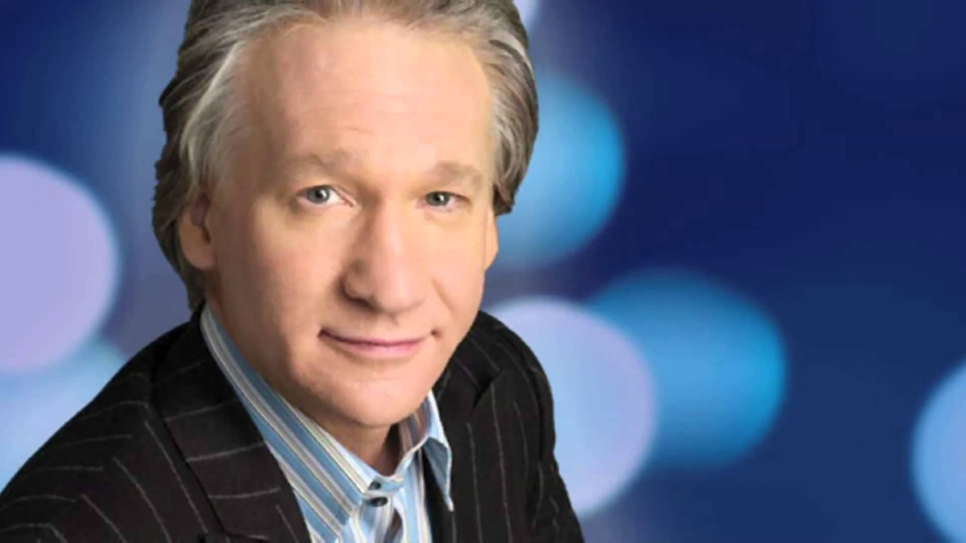 Bill Maher Blazes Weed Joint on TV to Make a Point About Legalization