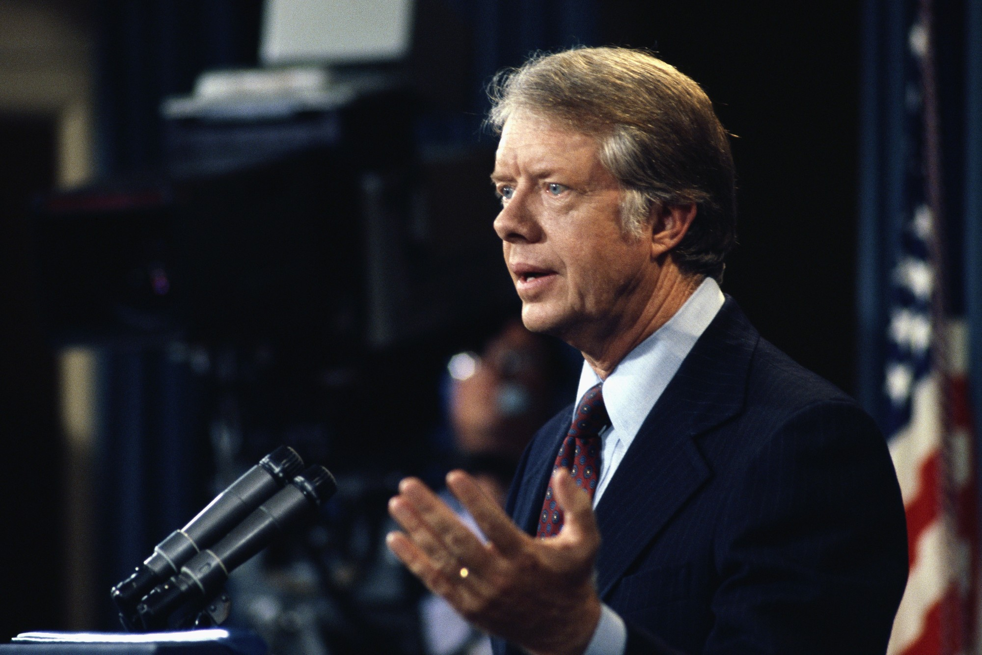 Jimmy Carter Said The Same Things About Marijuana Bernie Sanders Is Saying Today; So What Happened?