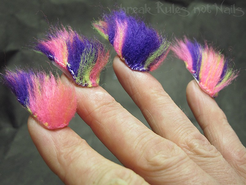 Image result for Furry-Nail