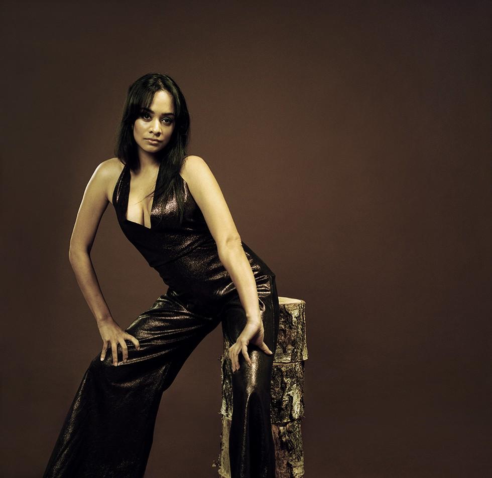 Samantha Bond (born 1961) photo