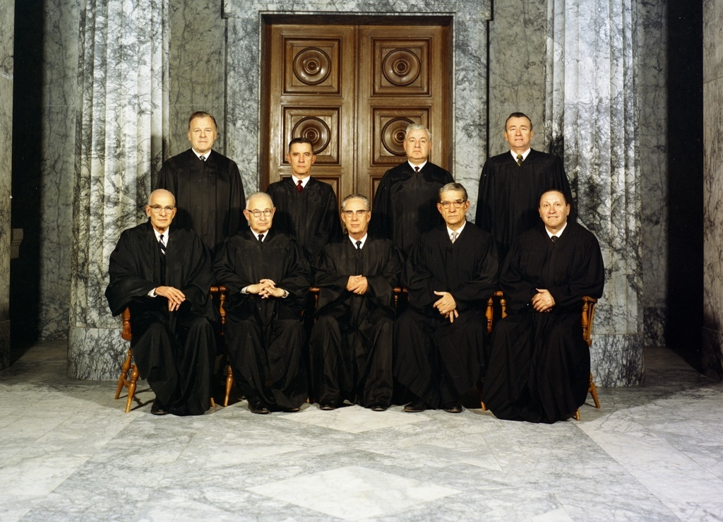 Did You Know The U.S. Supreme Court 'Legalized' Marijuana In 1969?