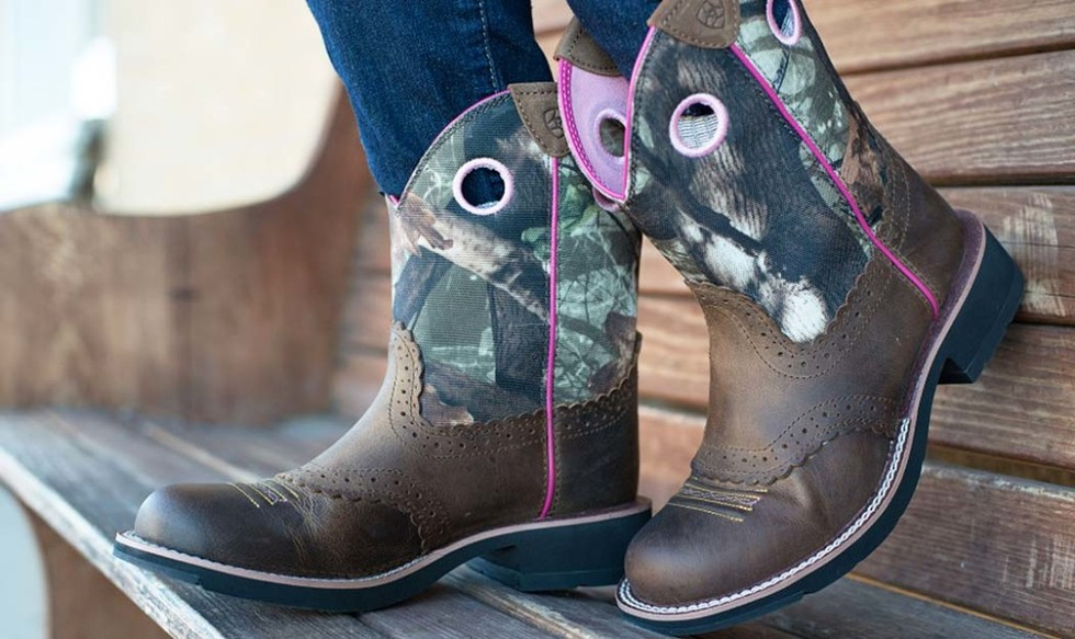Cowboy Boot Toe Shape Guide - One Country