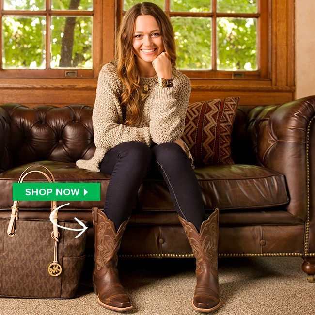 Five Ways to Rock Ariat Boots - One Country