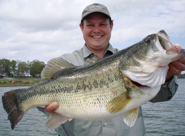 Best fishing spots in the south one country for Fishing spots in texas