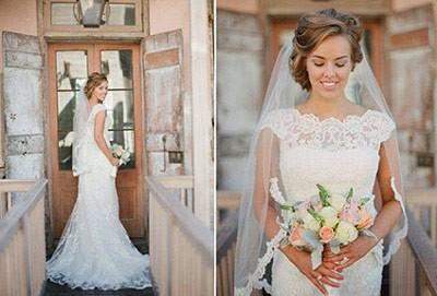 Wedding Inspiration: Southern Style Wedding Dresses Ideas