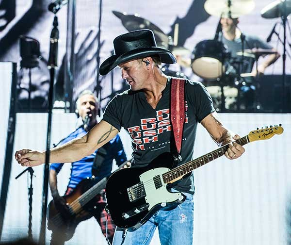 Space Cowboy Kacey Musgraves: 11 Reasons Tim McGraw Was Inducted Into The Headwear Hall