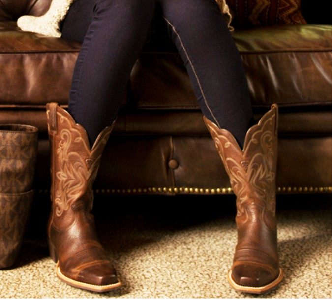 Best Cowboy Boots: Ariat - One Country