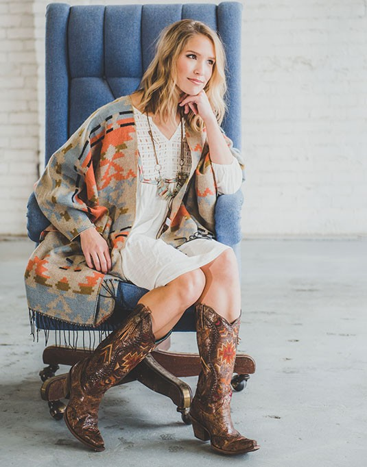 Proof You Can Wear Boots With Every Fall Outfit One Country