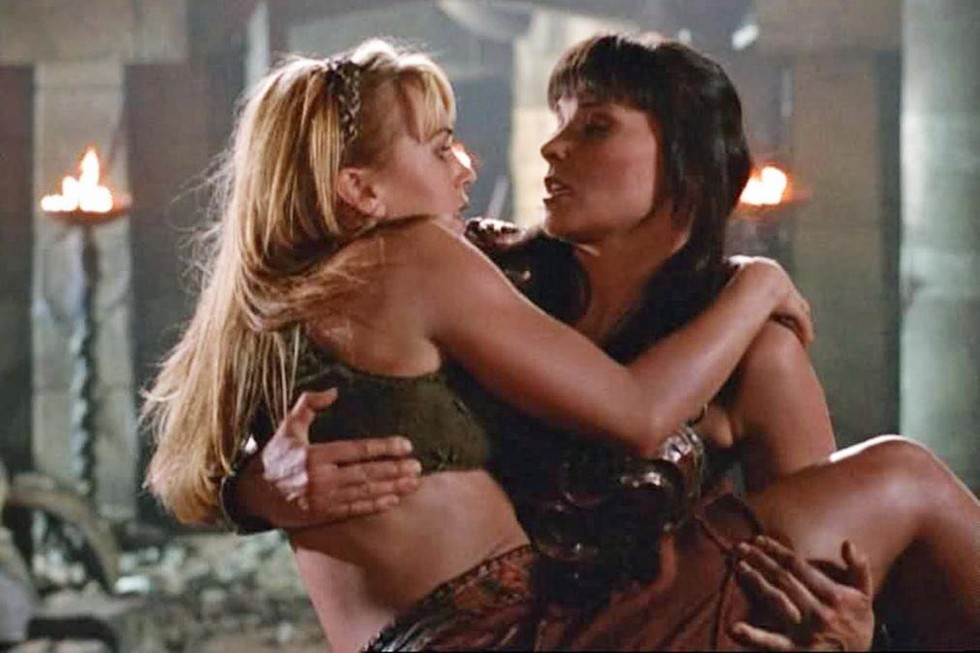 Xena And Gabrielle Nude 17