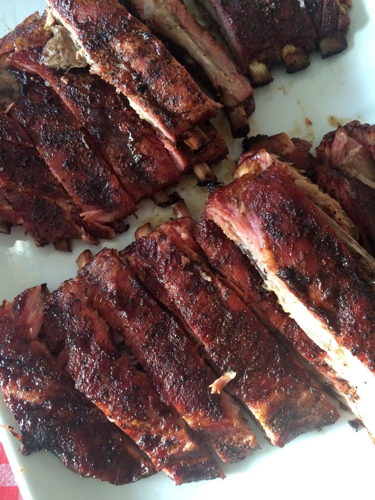 BBQ Season Is Here! Here's How You Smoke Cannabis-Infused Pork Ribs