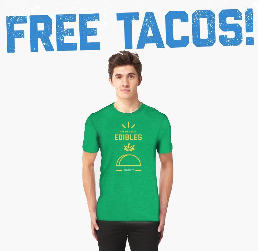 Free Tacos for WeedHorn Ambassadors