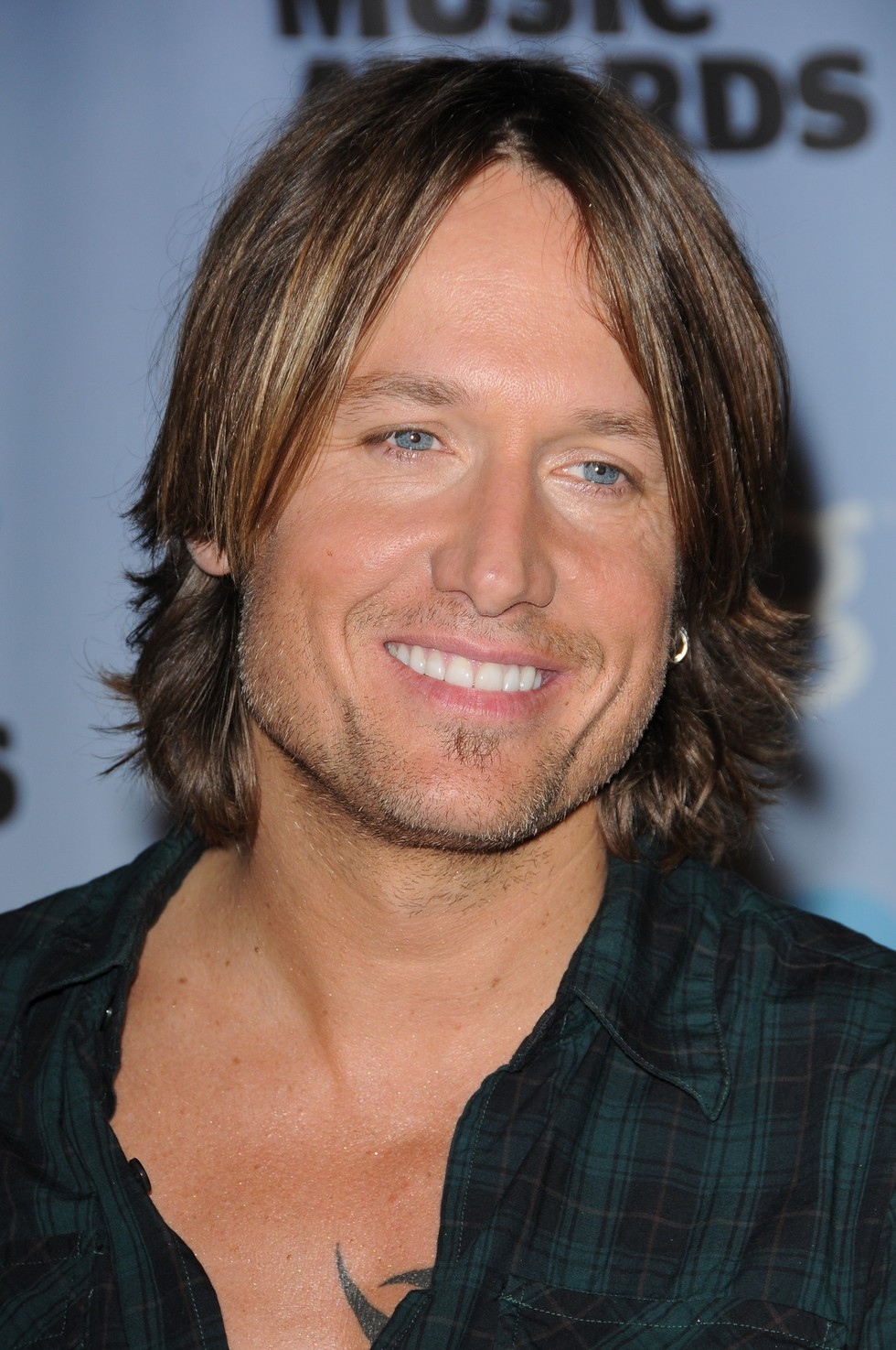 12 Haircuts Keith Urban Has Rocked Throughout His Career