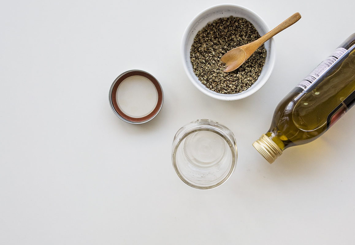 Simple Cannabis-Infused Olive Oil [Video]