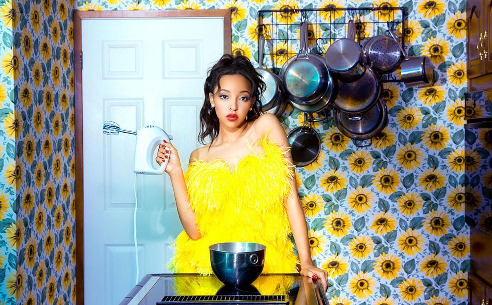 Tinashe: Nylon Magazine 2016 -07 - GotCeleb