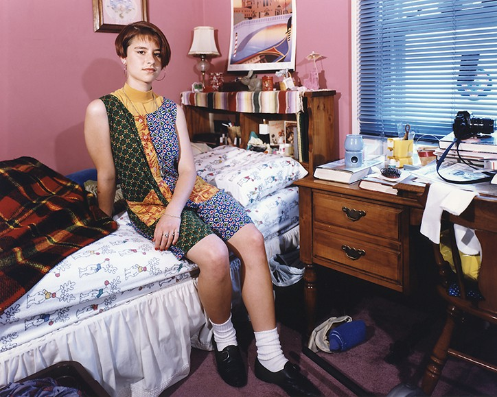 '90s Teenagers' Bedrooms