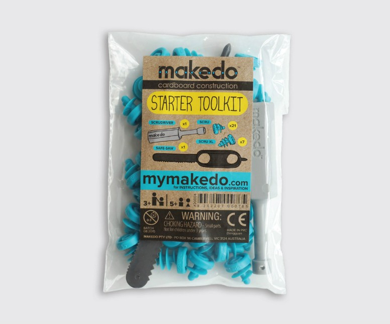 Makedo Starter Toolkit