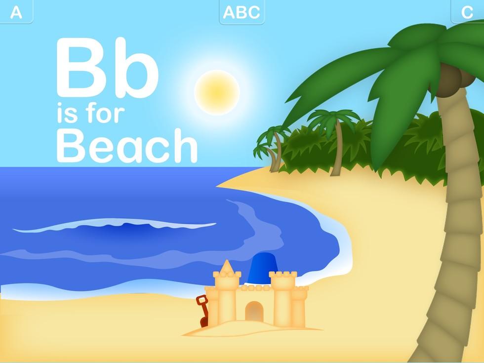 Interactive Alphabet ABCs