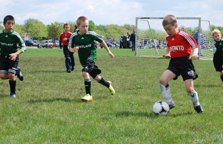 How I Became My Son's Soccer Coach