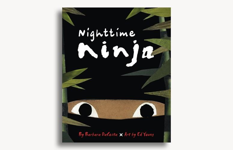 Nighttime Ninja by Barbara DaCosta and Ed Young