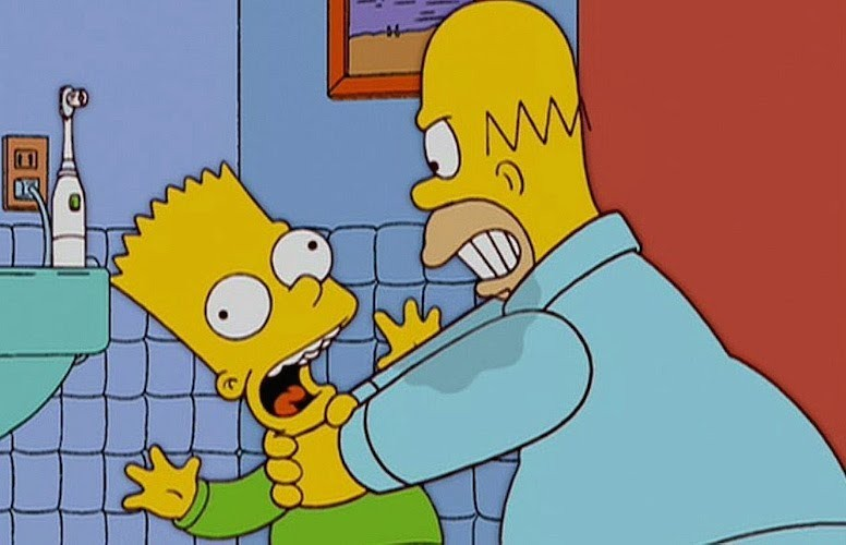 Homer Simpson Parenting Quotes
