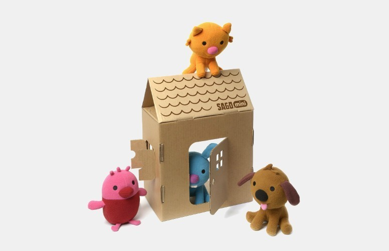 Sago Toys Mini Plush Gift Pack