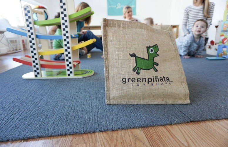 Green Piñata