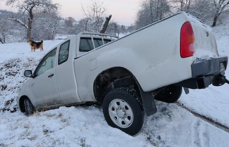 I Crashed My Dad's Car