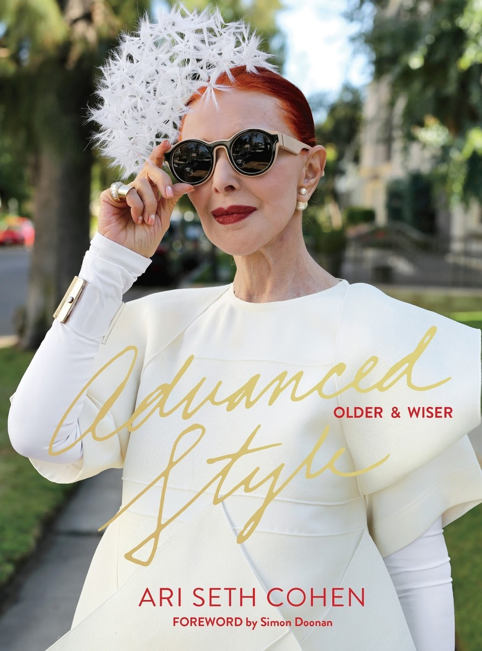 Ari Seth Cohen On His New Older, Wiser 'Advanced Style' Book