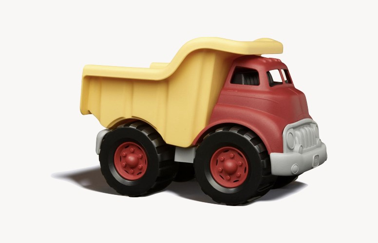 Green Toys Dump Truck -- best gifts for 1-year-olds