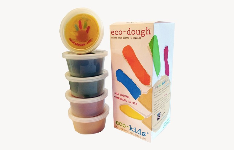 Eco-Kids Eco-Dough -- best gifts for 1-year-olds