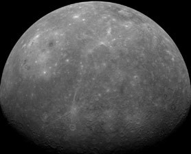 messenger spacecraft mercury discoveries - photo #41