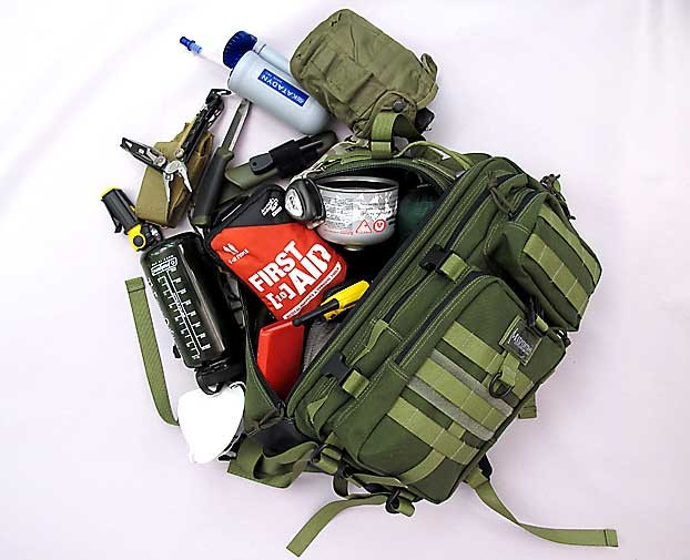 How To Build Your Own Urban Survival Bug Out Bag Seeker