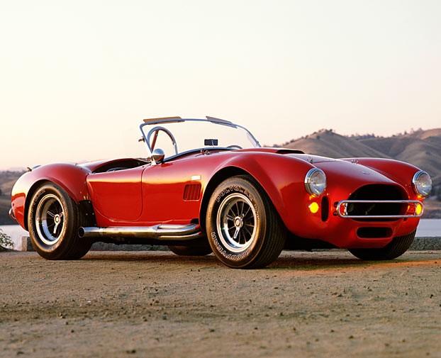 Top Classic Sports Cars Of All Time: Shelby Cobra (Bonus