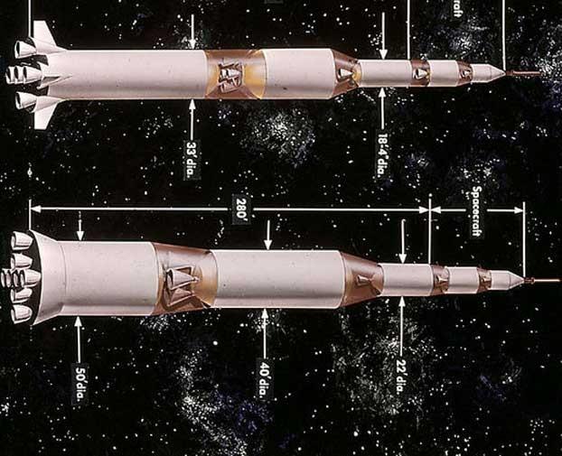 largest nasa rocket s - photo #26