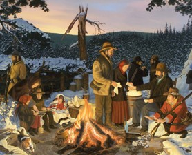 10 Things You Should Know About the Donner Party
