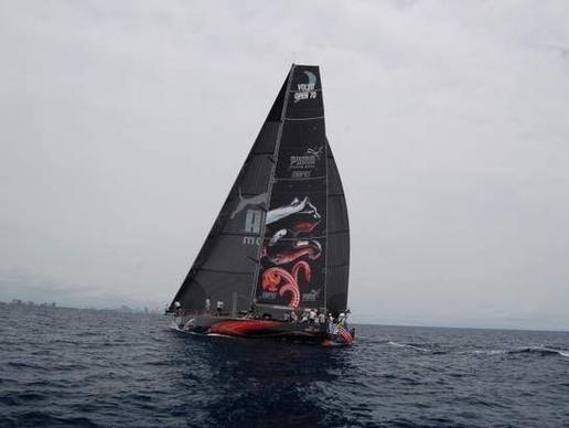 On Board the Mar Mostro