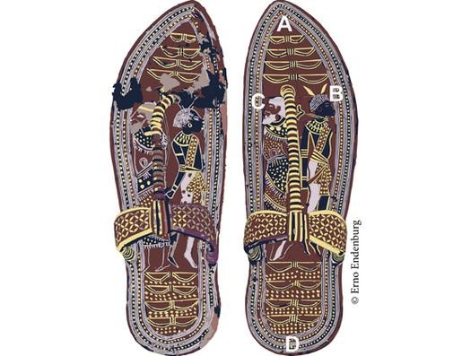 Fancy Footwear From Ancient Egypt - Seeker