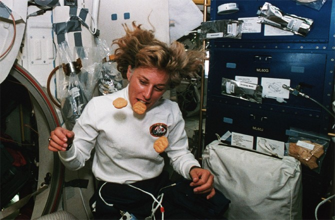 Gourmet Astronauts: Favorite Space Food - Seeker