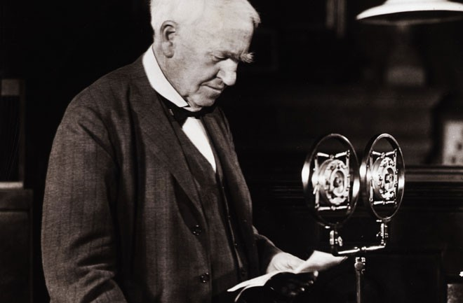 effects of thomas edison And they all started with edison's simple little machine the way we listen back in,  modern pop has been subject to its share of phonograph effects, too.