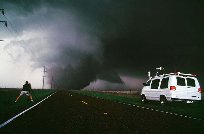storm chasers  are there too many