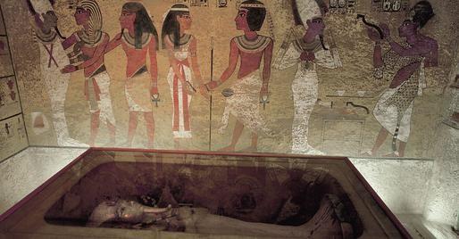 The Curse Of King Tuts Tomb Torrent: Wreck May Be Columbus' Sunken Santa Maria