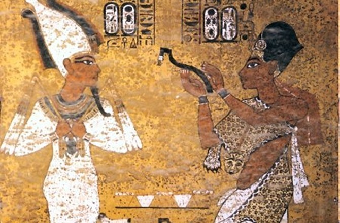 The Curse Of King Tuts Tomb Torrent: Who Else May Be In King Tut's Tomb?