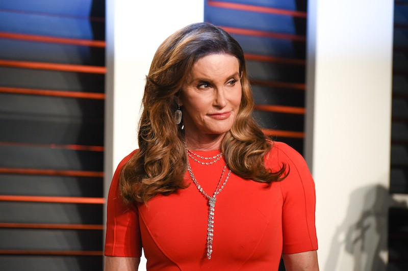 Caitlyn Jenner Will Pose Nude With Gold Medal And American