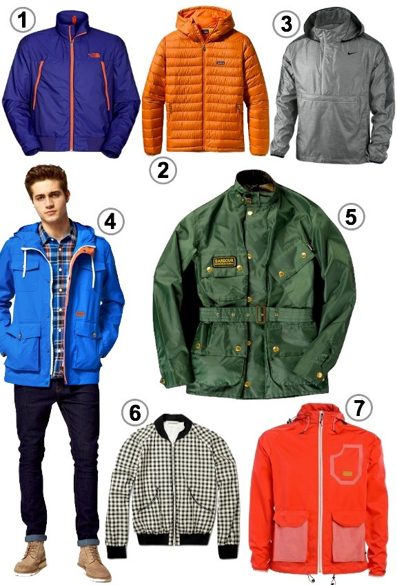 Look of the Week: Men's Sporty-Chic Spring Jackets - 7x7 Bay Area